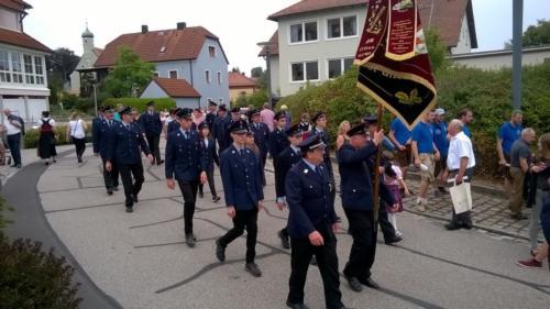 Festzug: 800 Jahre Neustadt